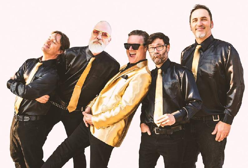 05.07.2019 Me First and the Gimme Gimmes
