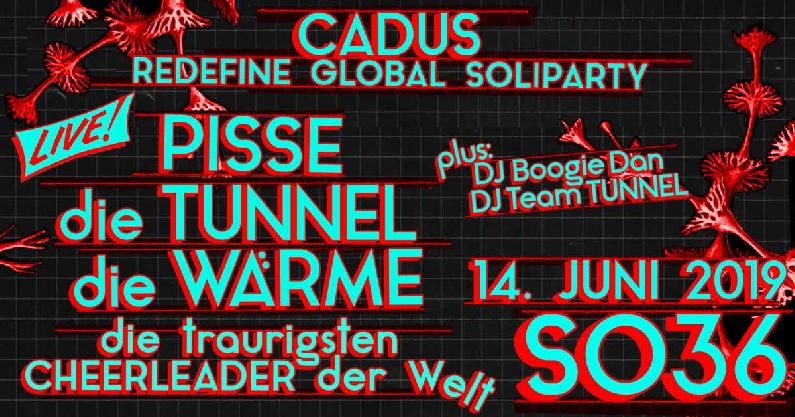 14.06.2019 CADUS - Redefine Global Soliparty!