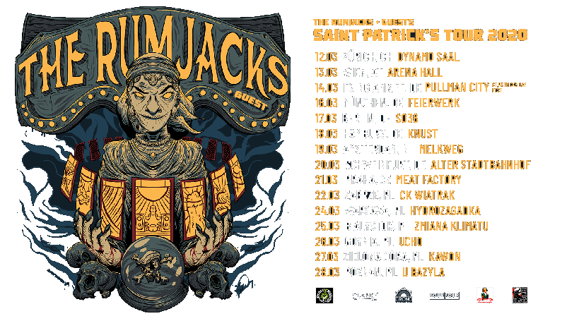 29.11.20 The Rumjacks NACHHOLTERMIN