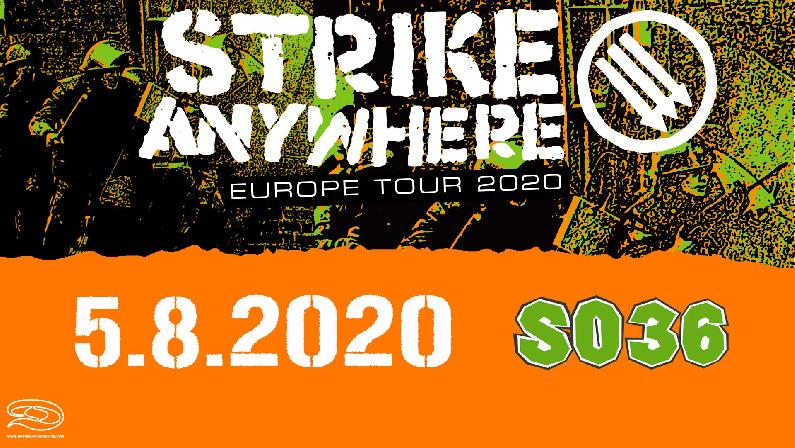 05.08.20 Strike Anywhere